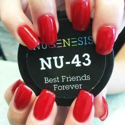 NU-118. Rave Red