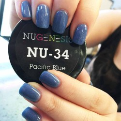 NU-034. Pacific Blue